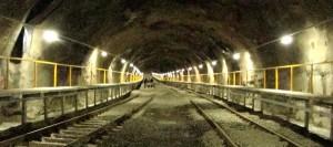 Tunel do Metrô de Salvador