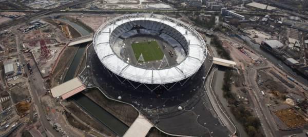 Estádio Olímpico de Londres 2012