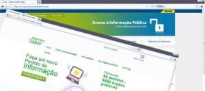 Sites da Controladoria-Geral da União e da Comunidade Transparência Hacker auxiliam o cidadão para utilizar a Lei de Acesso à Informção
