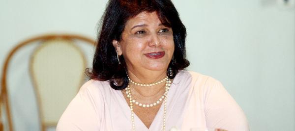 Luiza Trajano será a nova presidente do Conselho da Autoridade Pública Olímpica. Foto: Ernesto Rodrigues/AE.