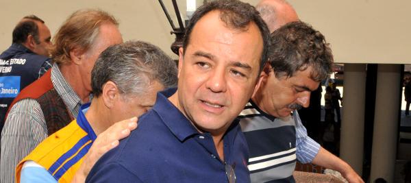 Governador do Rio de Janeiro, Sérgio Cabral