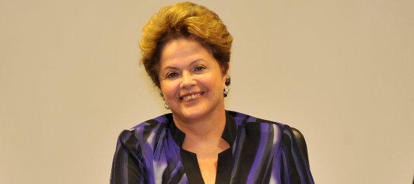 Brasília - Presidenta Dilma aprova a Lei Anticorrupção empresarial