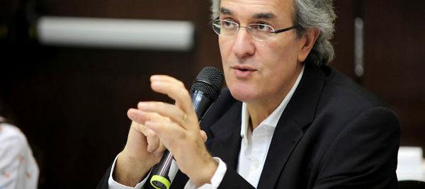 Jorge Abrahão, presidente do Instituto Ethos, apresentou em São Paulo os nova rodada da pesquisa dos indicadores de transparência das cidades-sede da Copa 2014. Fotos: Clóvis Fabiano/Instituto Ethos