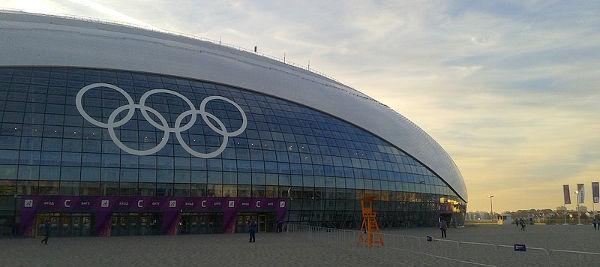 Domo de Gelo de Bolshoi, que está sendo usado nos jogos de Sochi. Foto: Divulgação Atos International