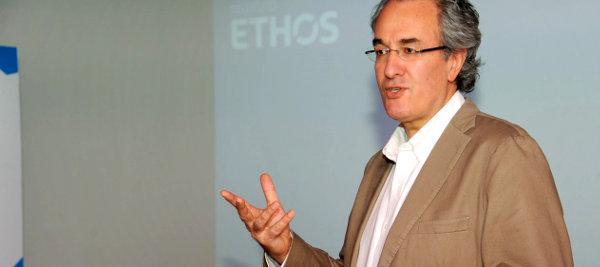 Jorge Abrahão, diretor-presidente do Ethos. Foto: Clóvis Fabiano/Ethos