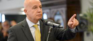 """A Lei de Acesso é """"fundamental"""" para combater a corrupção, avaliou o ministro-chefe da CGU, Valdir Moysés Simão Foto:José Cruz/Agência Brasil"""