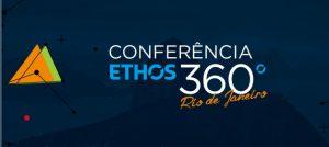 Logo da Conferência Ethos 360º do Rio de Janeiro