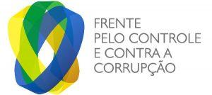 Logo da Frente pelo Controle e Contra a Corrupção